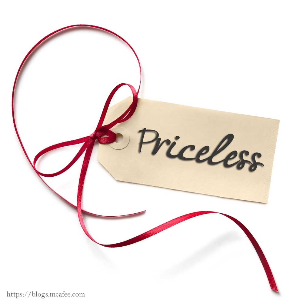 Money Monday – Five Priceless Christmas Gifts