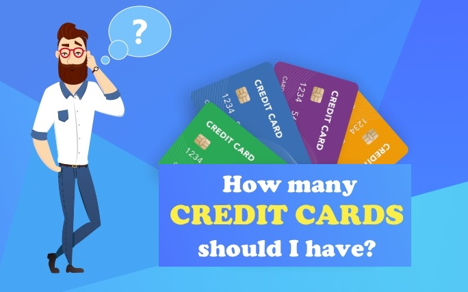 Money Monday – How Many Credit Cards Should I Have?