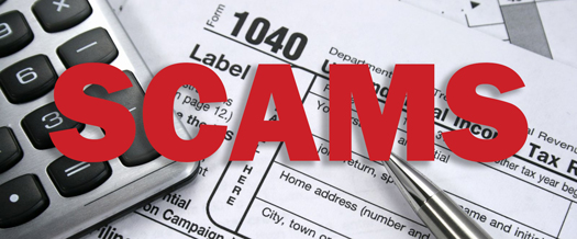 Money Monday – IRS Imposter Scams This Tax Season