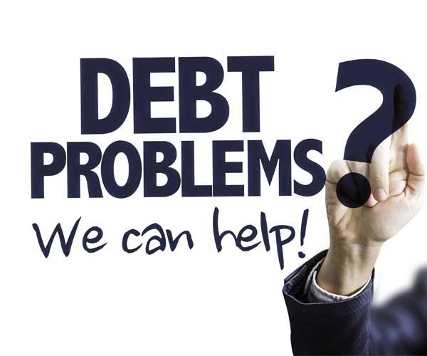 Money Monday – Debt Problems? WE CAN HELP!