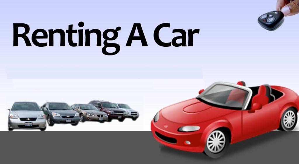 Money Monday – Renting a Car