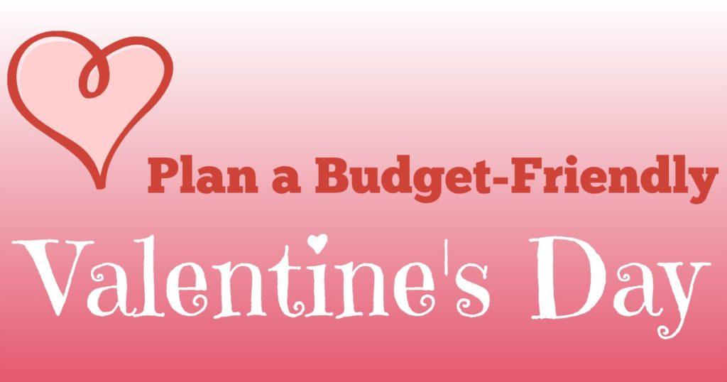 Money Monday – Valentine's Day on a Budget
