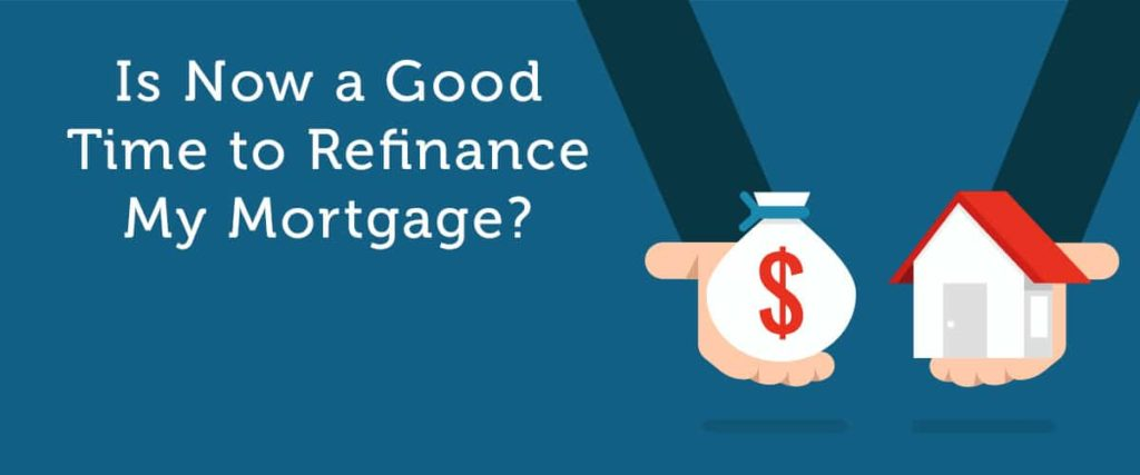 Money Monday – Should You Refinance Your Mortgage?